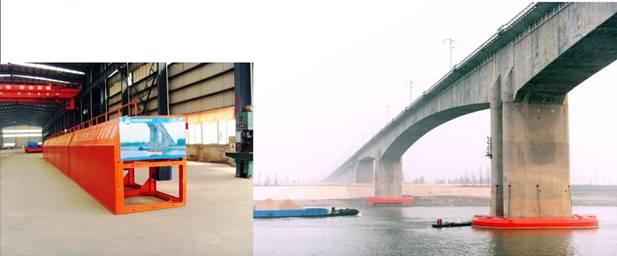桥梁防撞装置图片
